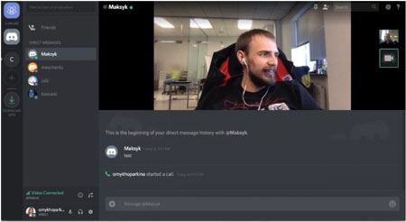 slack vs discord videollamadas