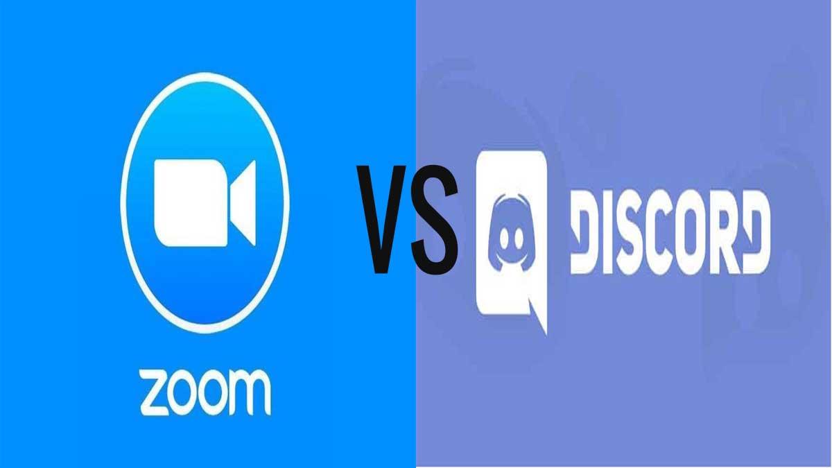discord vs zoom
