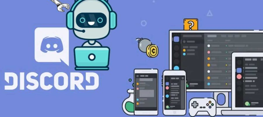 cómo crear un bot para discord 2020