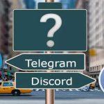 Discord vs Telegram ¿Cuál aplicación es la mejor?
