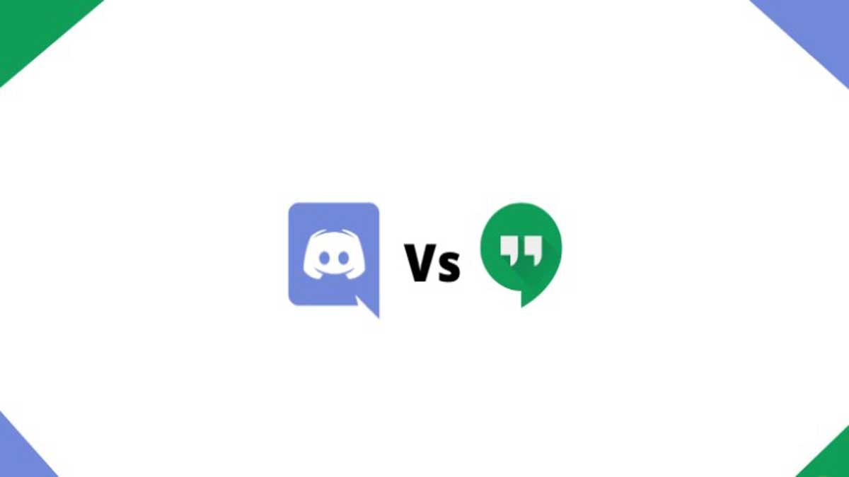 Discord vs Google Hangouts cuál elegir