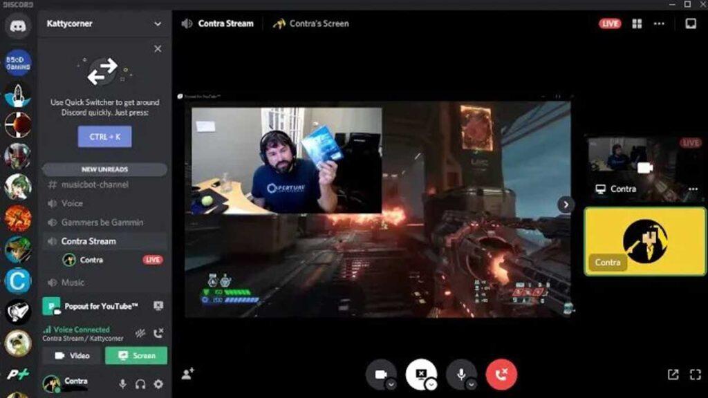 Cómo Hacer Directo en Discord Go Live