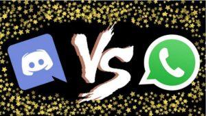 Discord vs WhatsApp